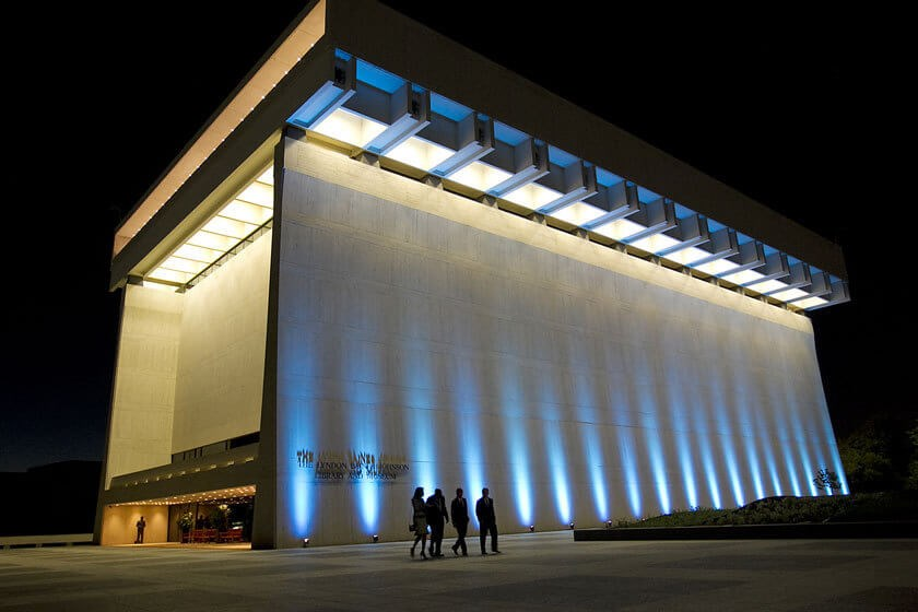 Image of LBJ Presidential Library